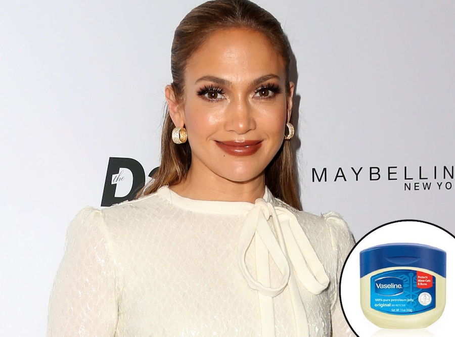 Jennifer Lopez, Petroleum Jelly