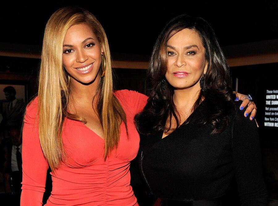 Beyonce Knowles, Tina Knowles