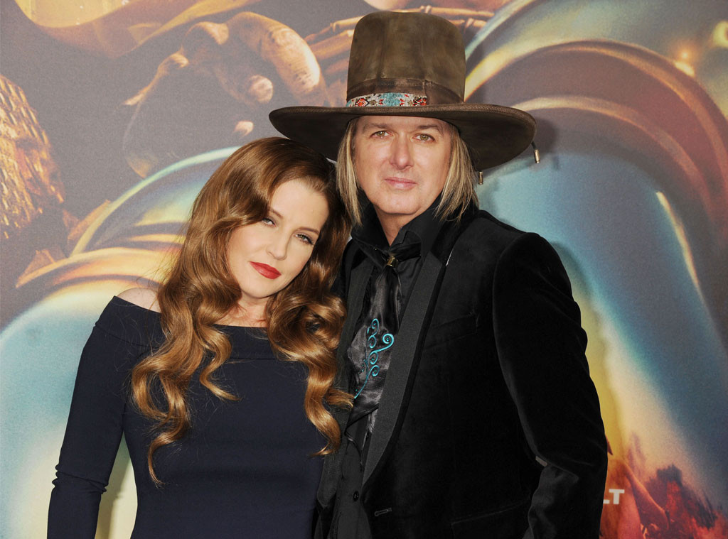 Lisa Marie Presley, Michael Lockwood