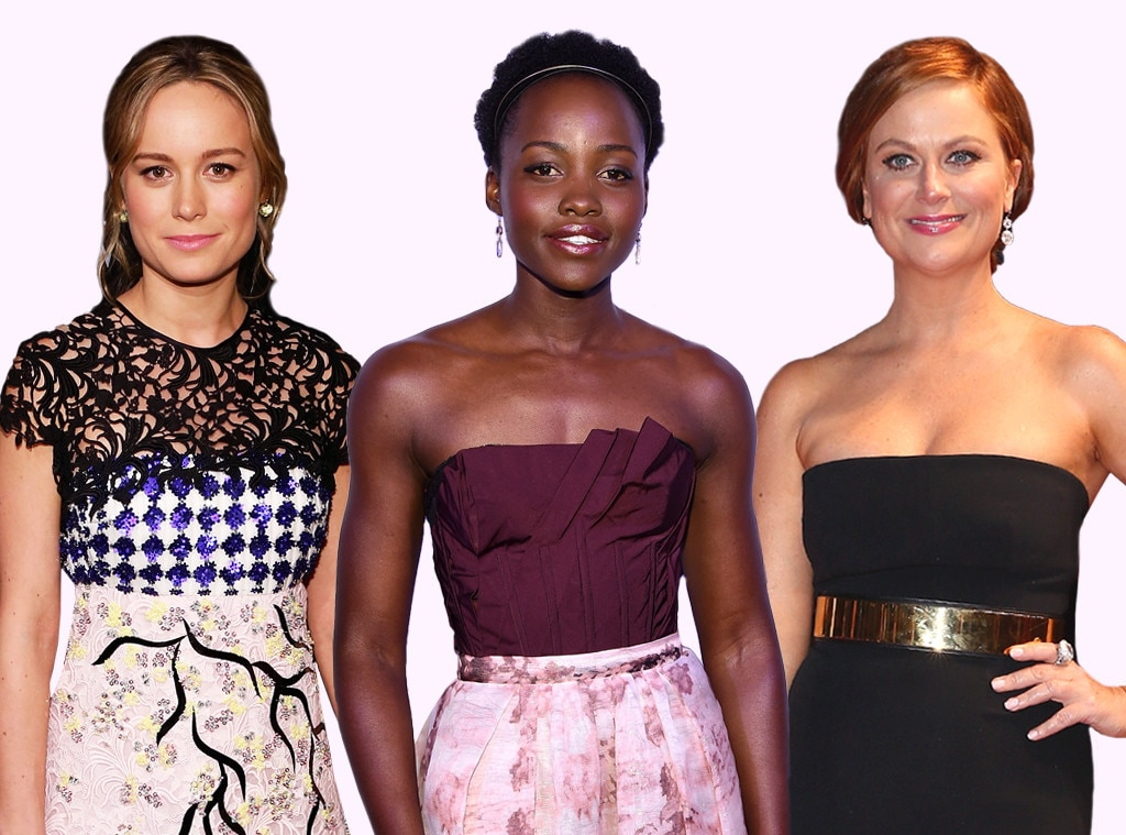 ESC: Lupita Nyong'o, Brie Larson, Amy Poehler