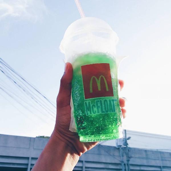 McDonalds, McFloat