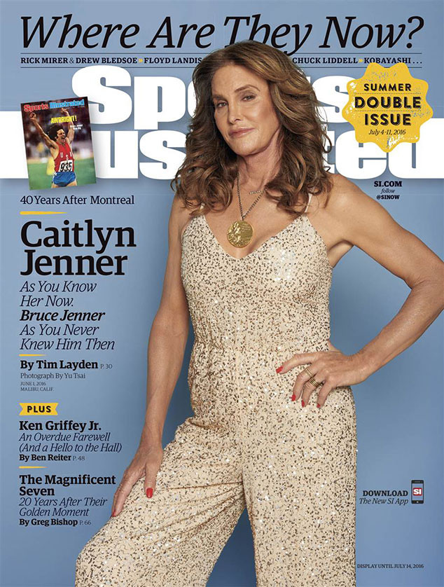 Caitlyn Jenner, Sports Illustrated