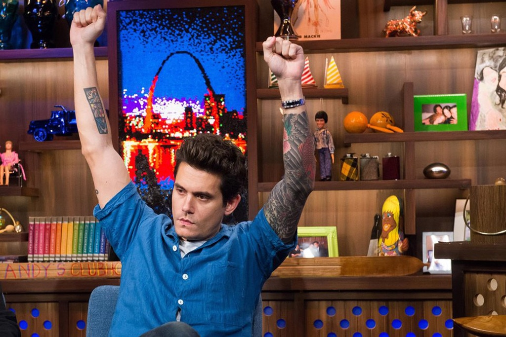 John Mayer, Watch What Happens Live
