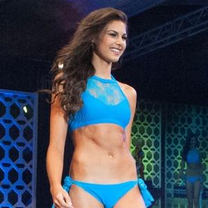 Katherine Haik, Miss Teen USA, Bikini
