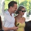 Taylor Swift, Tom Hiddleston, Rome