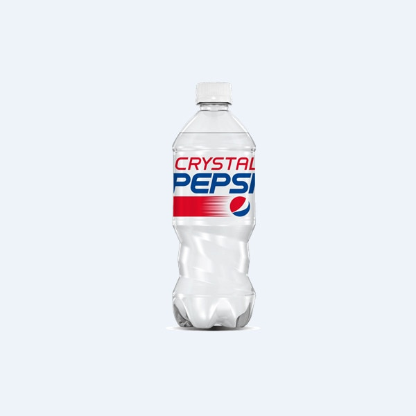 Crystal Pepsi, 2016