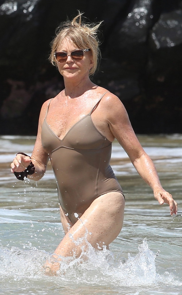 Goldie Hawn From Bikini Gallery E News Uk