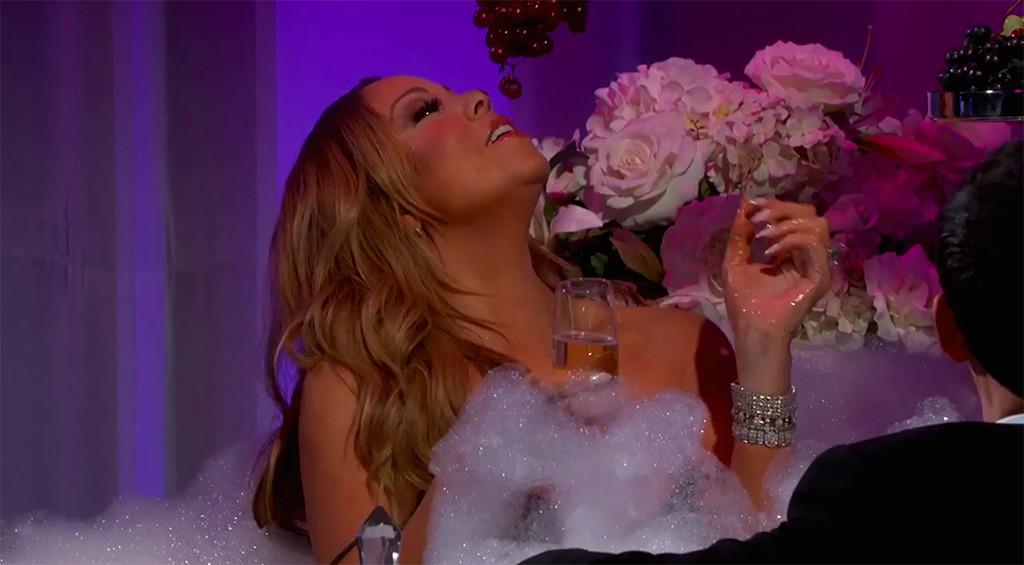 Mariah Carey, Jimmy Kimmel Live