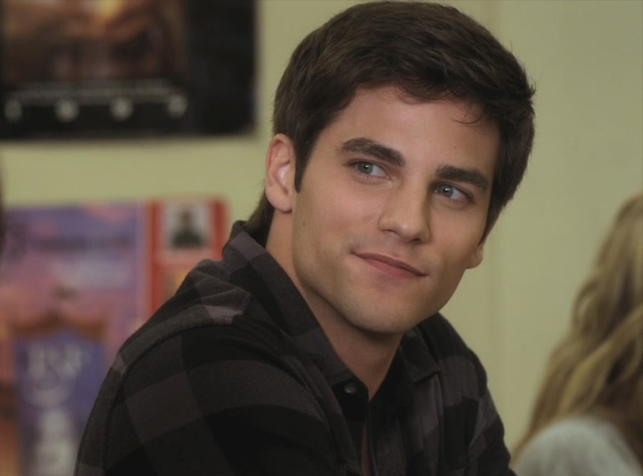 Brant Daugherty, Pretty Little Liars