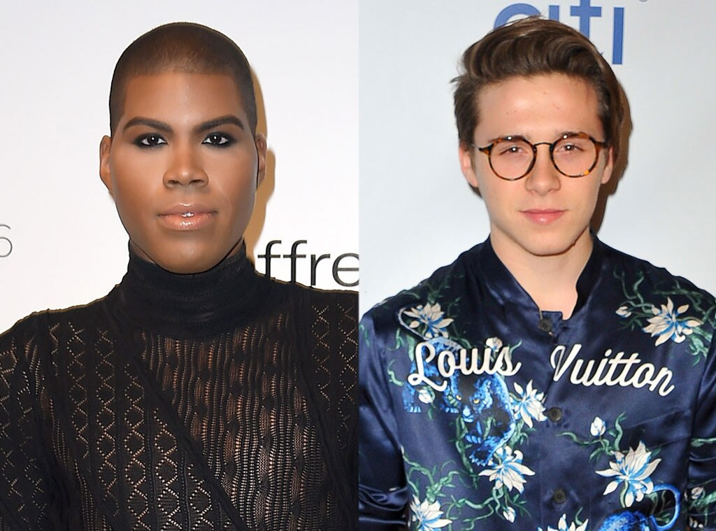 EJ Johnson, Brooklyn Beckham
