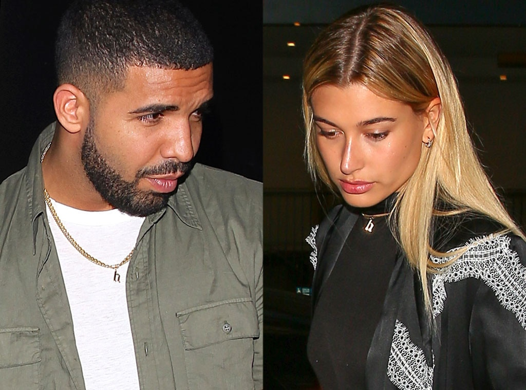 Drake, Hailey Baldwin