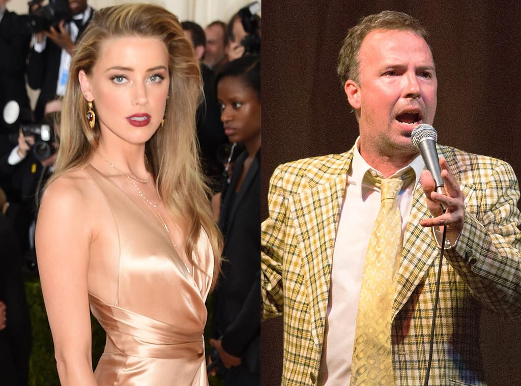 Amber Heard, Doug Stanhope