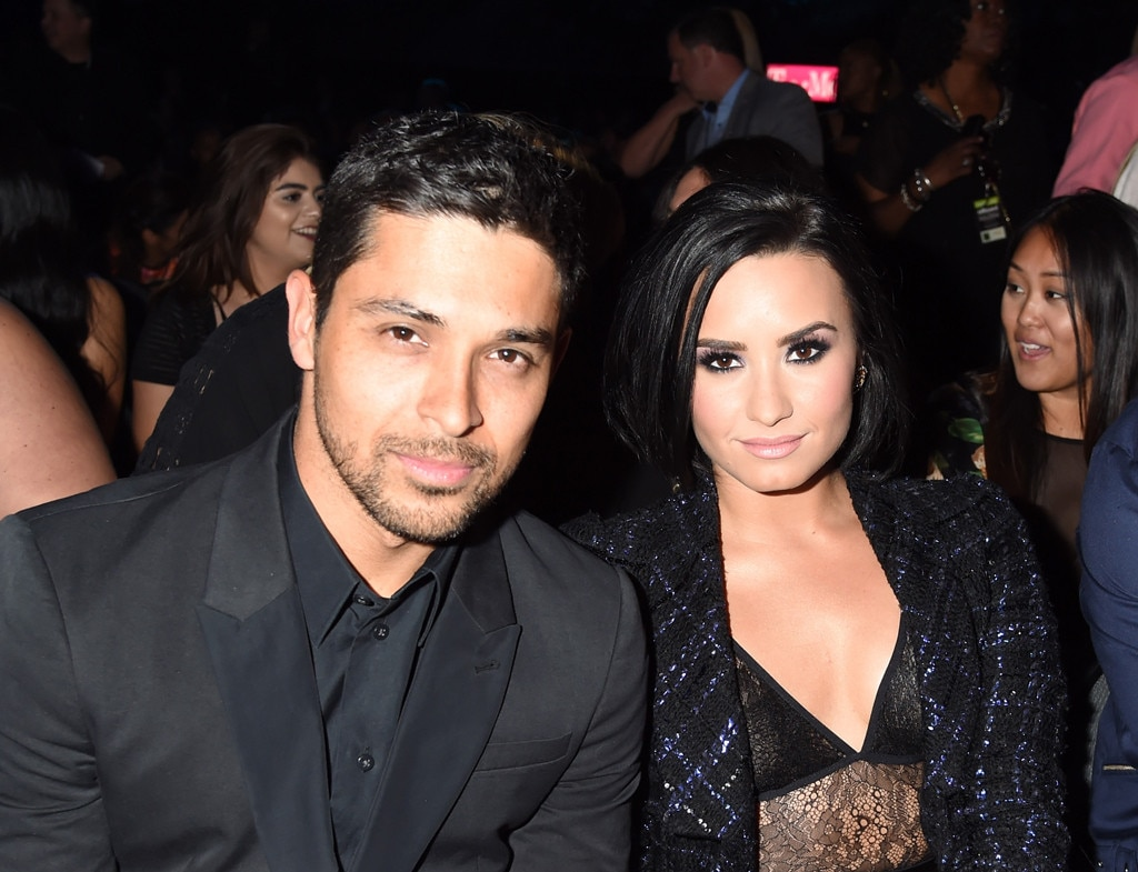 Demi Lovato, Wilmer Valderrama, Billboard Music Awards