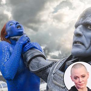 Rose McGowan, X-Men Apocalypse