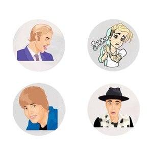 Justin Bieber, Justmojis