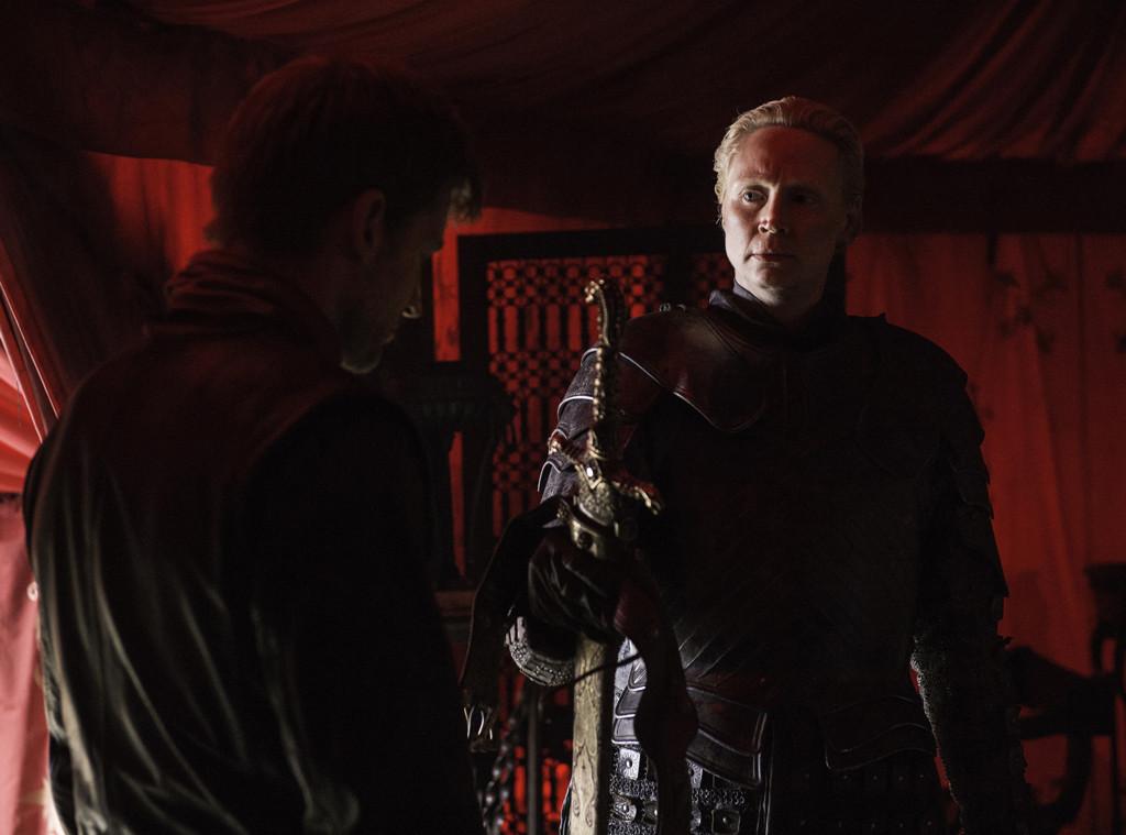 Nikolaj Coster-Waldau, Gwendoline Christie, Game of Thrones