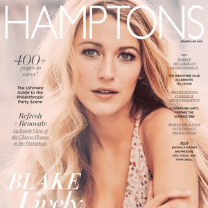 Blake Lively, Hamptons