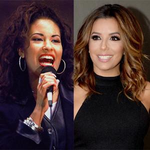 Selena Quintanilla, Eva Longoria