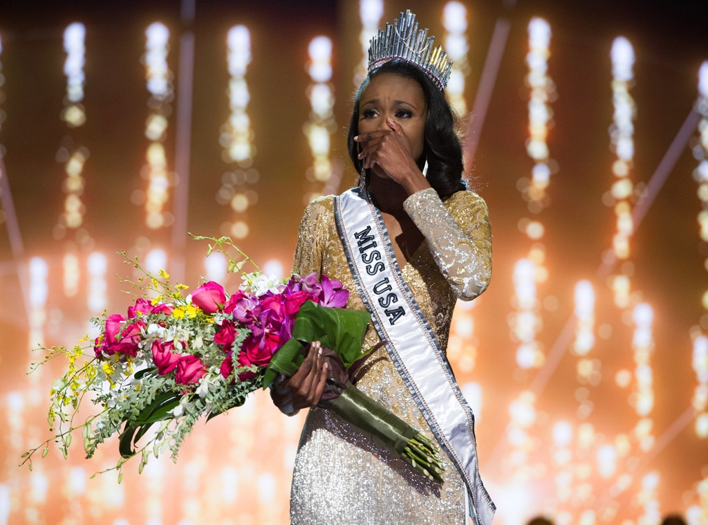 Deshauna Barber, Miss District Of Columbia, Miss USA 2016