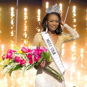 Deshauna Barber, Miss District Of Columbia, Miss USA 2016