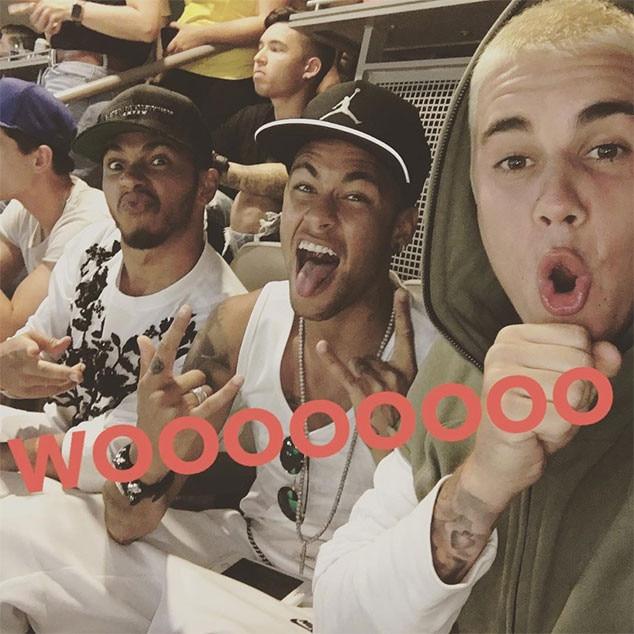 Justin Bieber, Blond Hair
