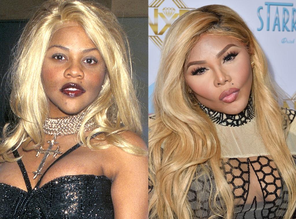Donatella Versace Lil Kim