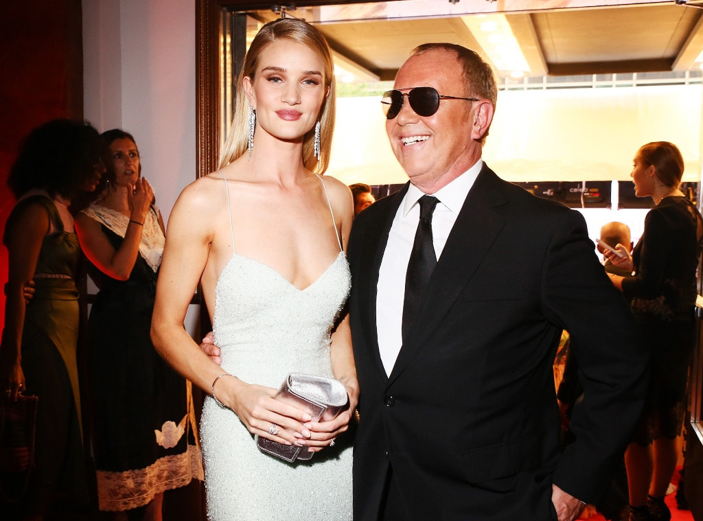 ESC: Rosie Huntington-Whiteley, Michael Kors
