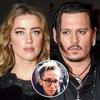 Amber Heard, IO Tillett Wright, Johnny Depp