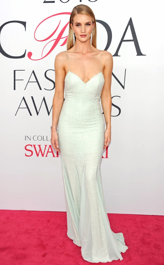 Rosie Huntington-Whiteley, 2016 CFDA Fashion Awards