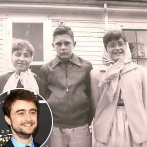Daniel Radcliffe, Women In History, Look A Like
