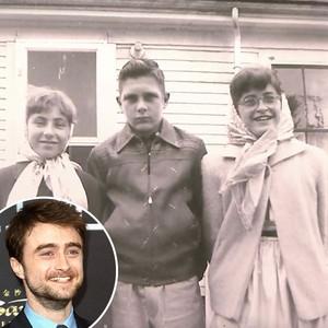 Daniel Radcliffe, Women In History, Look A Like