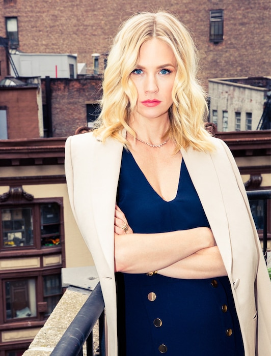 ESC: January Jones, Embargoed