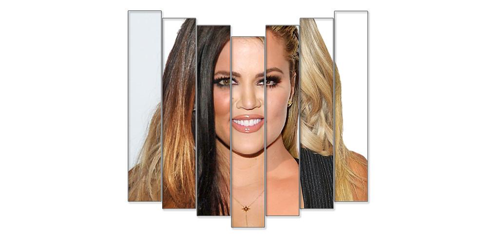 Khloe Kardashian, Transformation