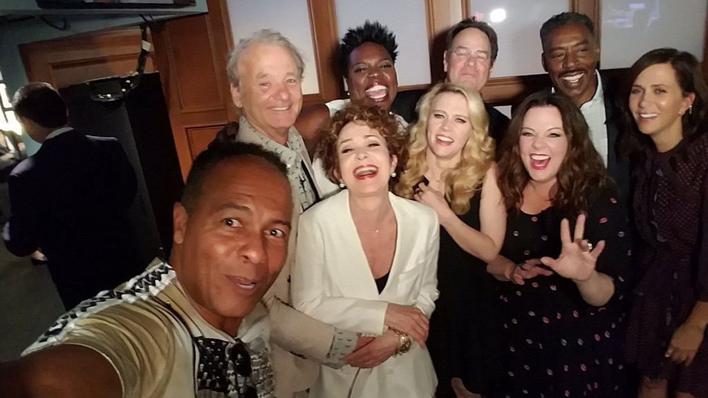 Ghostbusters Casts