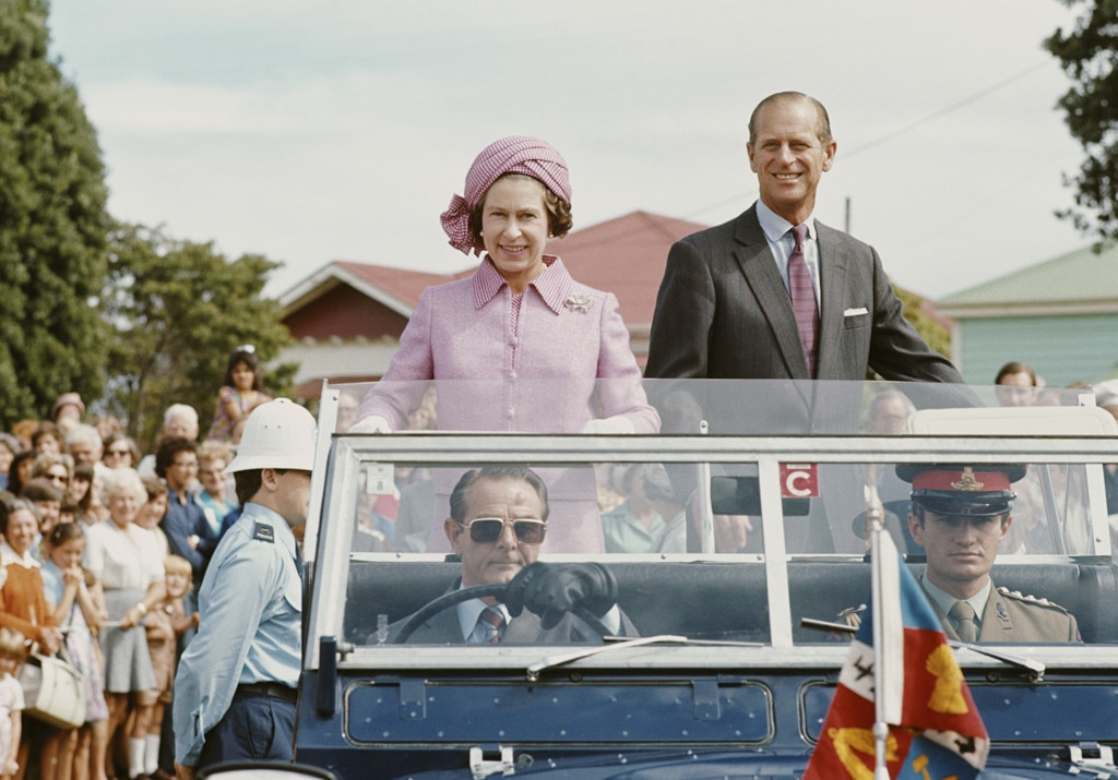 Queen Elizabeth ll, Prince Phillip the Duke of Edinburgh