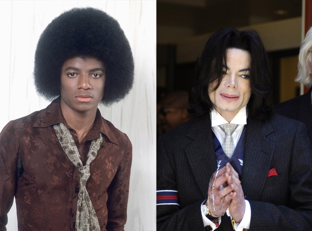 Michael Jackson from Face Changes That Shocked the World ...