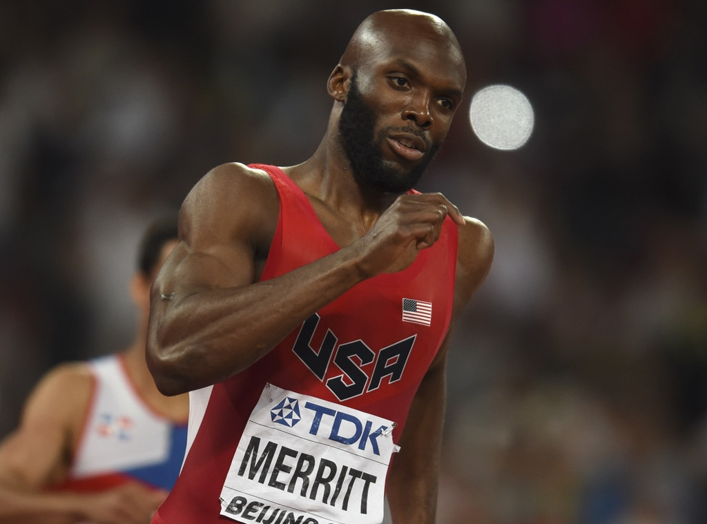 LaShawn Merritt , Sports Scandals