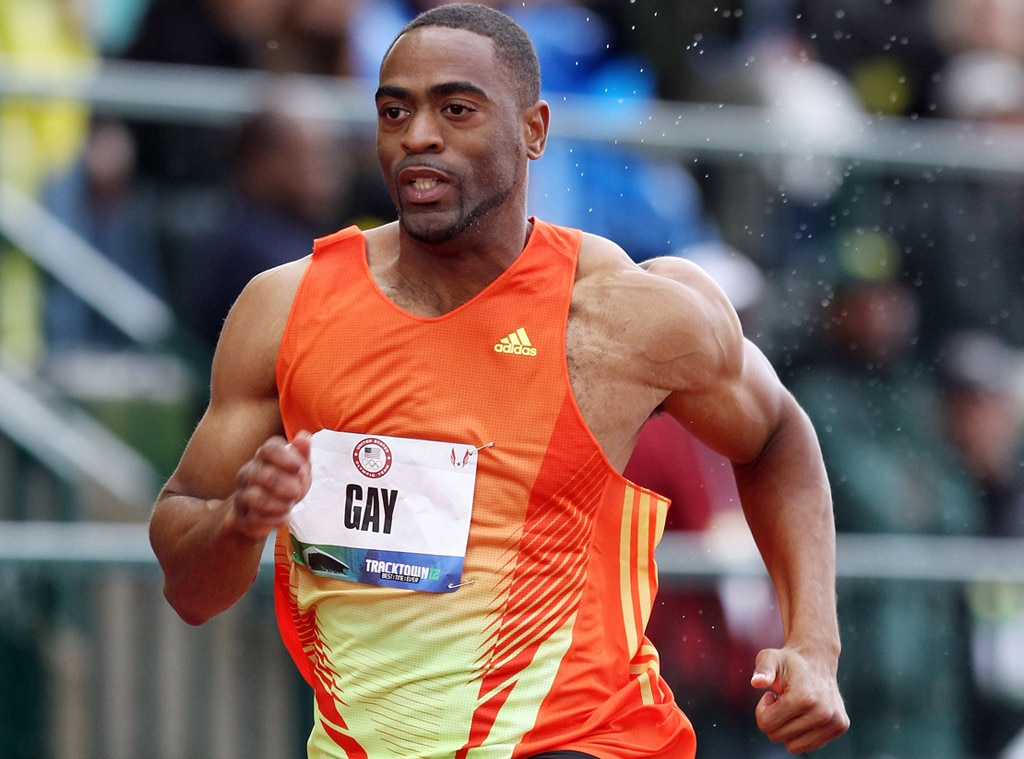 Tyson Gay, Sports Scandals