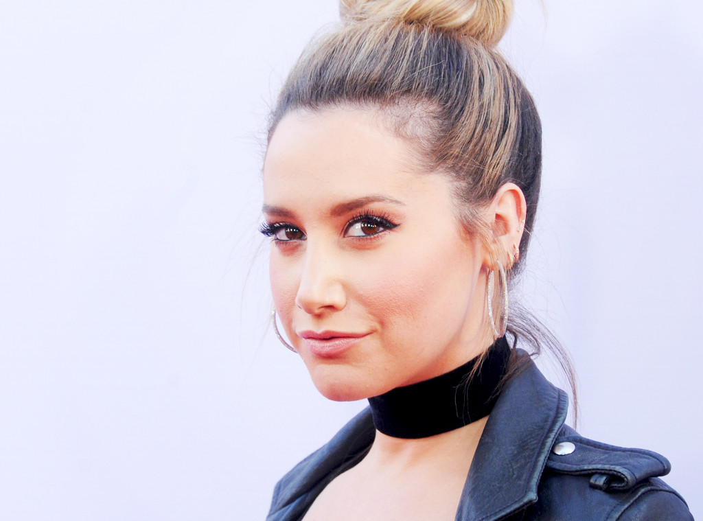 ESC: Ashley Tisdale