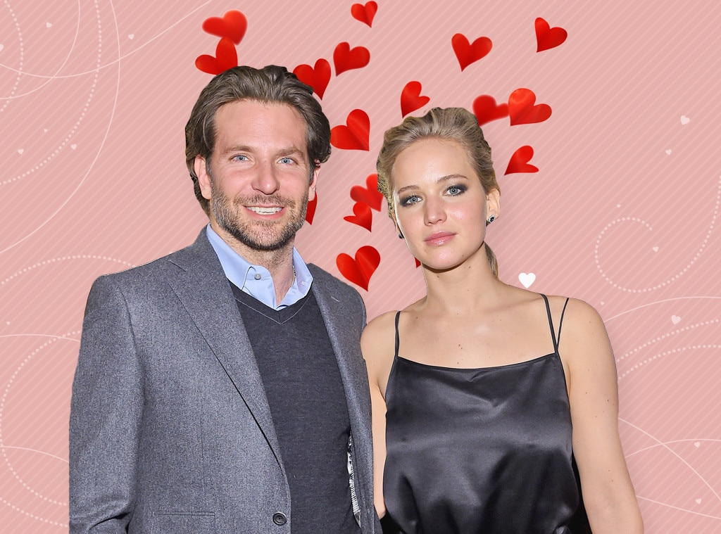 Shipped Couples, Bradley Cooper, Jennifer Lawrence