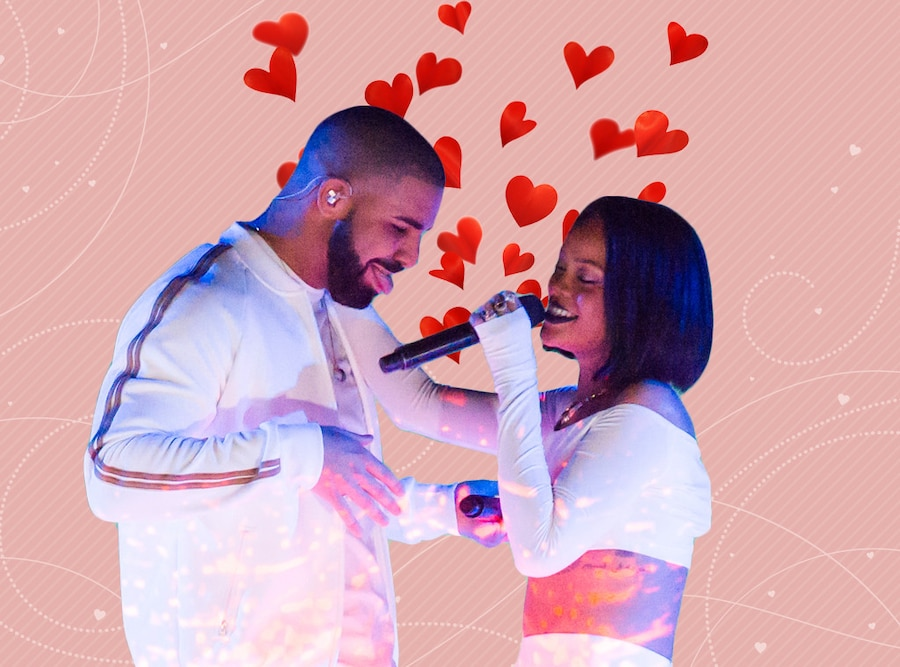 Shipped Couples, Drake, Rihanna
