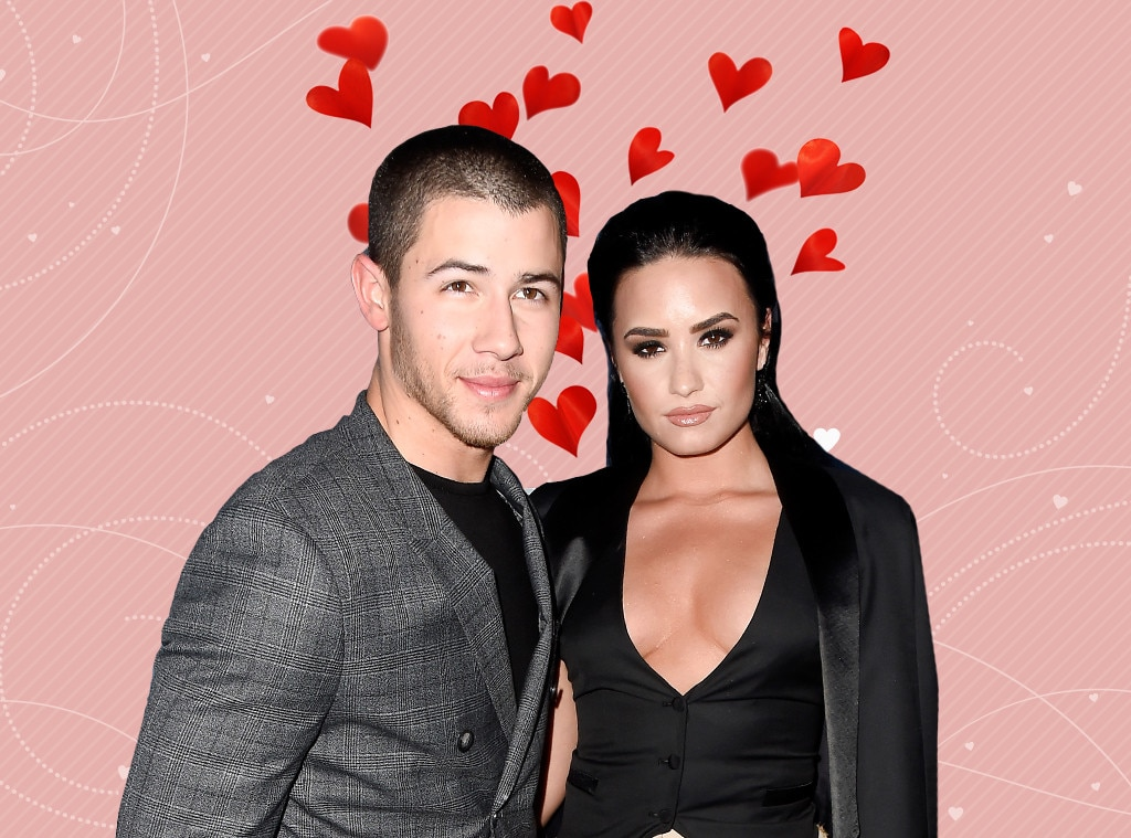 Shipped Couples, Nick Jonas, Demi Lovato