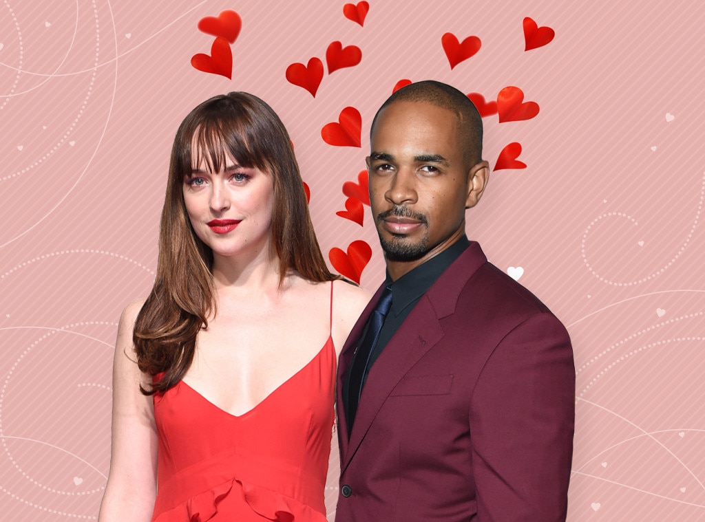 Shipped Couples, Dakota Johnson, Damon Wayans, Jr.