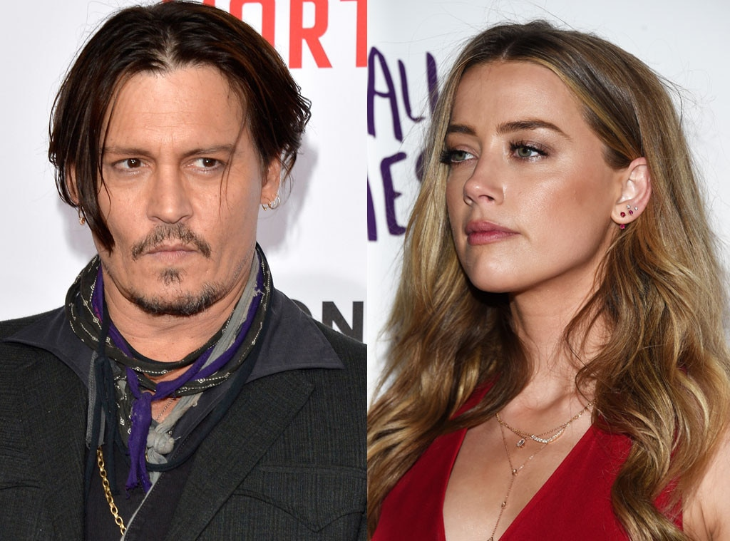 Johnny Depp Requests $100,000 In Court Sanctions From Amber Heard As Divorce Drama Continues