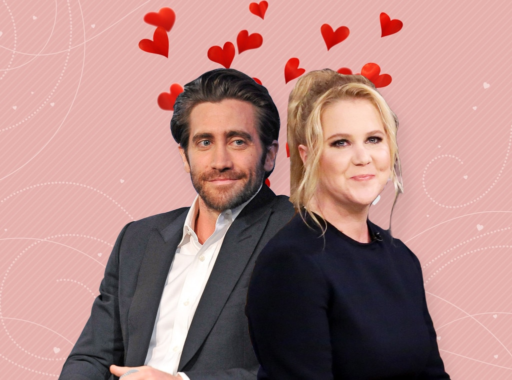 Shipped Couples, Jake Gyllenhaal, Amy Schumer
