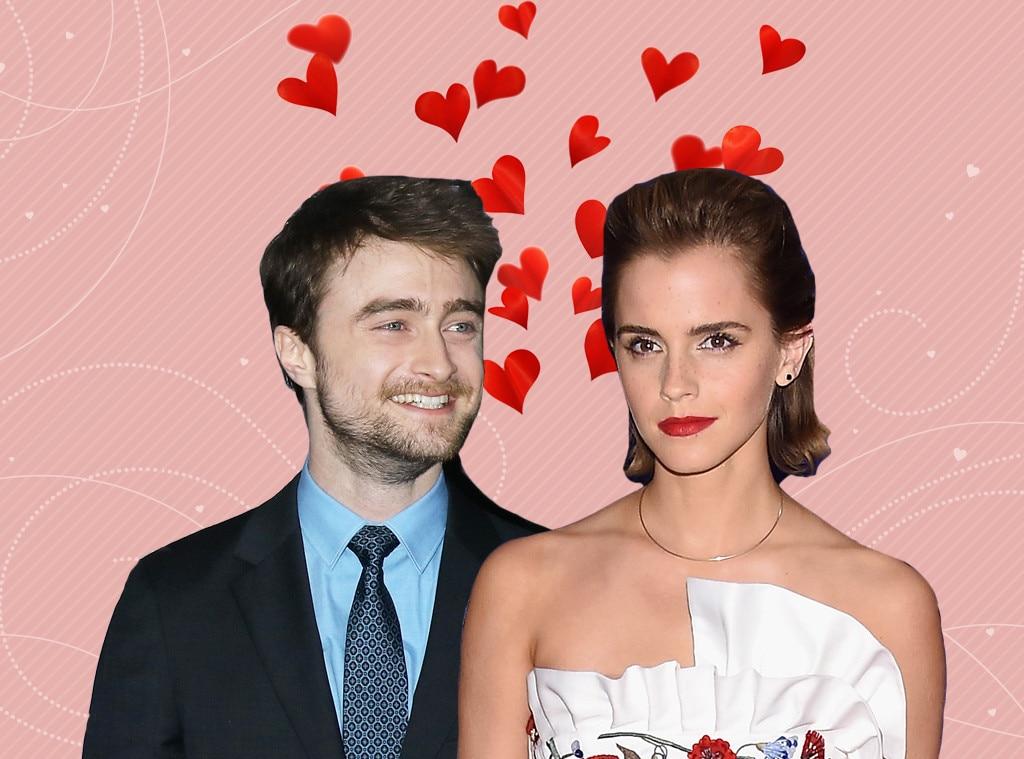 Shipped Couples, Daniel Radcliffe, Emma Watson