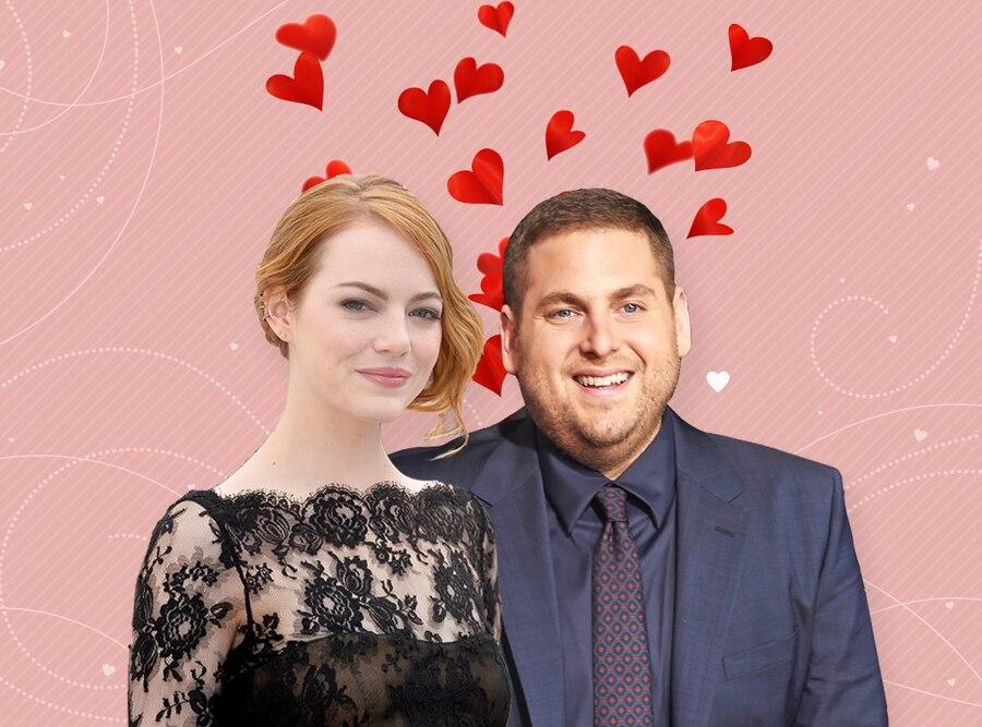 Shipped Couples, Emma Stone, Jonah Hill