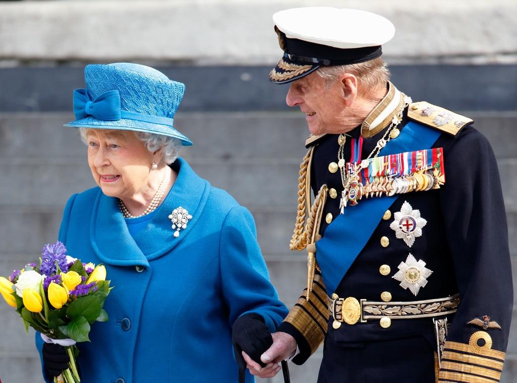 Royal Death Hysteria Plans For Queen Elizabeth Ii And
