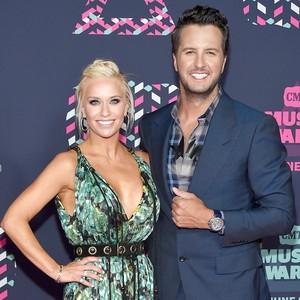 Caroline Boyer, Luke Bryan, 2016 CMT Awards