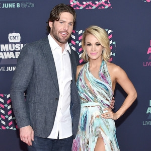 Mike Fisher, Carrie Underwood, 2016 CMT Awards